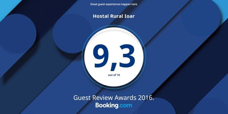 booking guest review adwards 2016, comentarios en booking, premios de los comentarios en booking